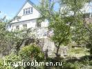 Капитальный кирпичный дом на Черноморском побережье меняю